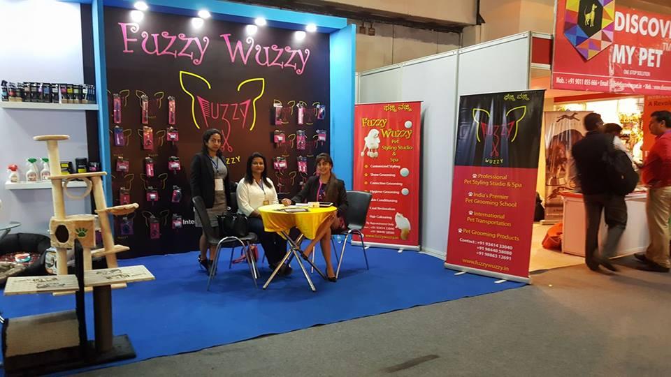Fuzzy Wuzzy Pet Styling Studio & Spa in Bengaluru